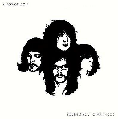 KINGS OF LEON Youth & Young Manhood 2LP Vinyl NEW