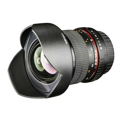 walimex pro Wide Angle Lens 14/2,8 for Canon AF