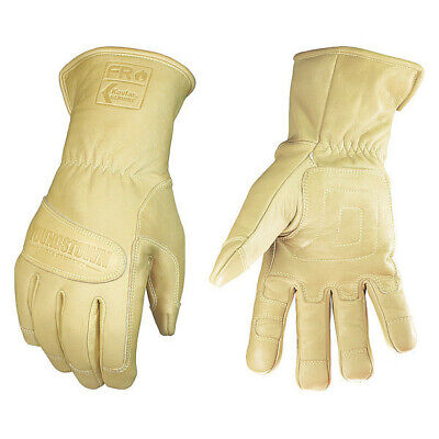 FR HRC2 Mechanics Hybrid Gloves Size Small Fire Resistant S YOUNGSTOWN GLOVE CO