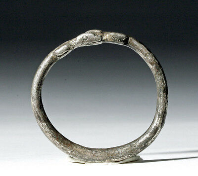 ARTEMIS GALLERY Ancient Greek Silver Bracelet