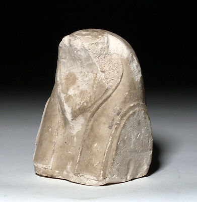 ARTEMIS GALLERY Egyptian Limestone Sculptor's Model - Nemes