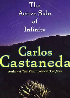 The Active Side of Infinity by Carlos Castaneda Paperback Book (English)