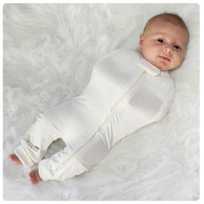 Customer Returned Woombie  Convertible Leggies Footless Baby Swaddle ~ PickSize