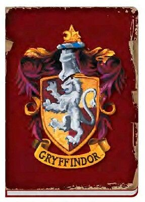 Office & Stationary--Harry Potter - Gryffindor A6 Notebook