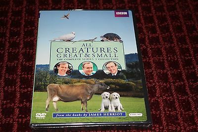 All Creatures Great and Small - Series Three Set (DV...