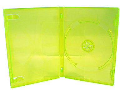 100 Xbox 360 Replacement Cases, OEM NEW Retail Box Game Case