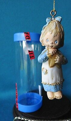 HALLMARK ORNAMENT 1975 Adorable Adornments Betsey Clark