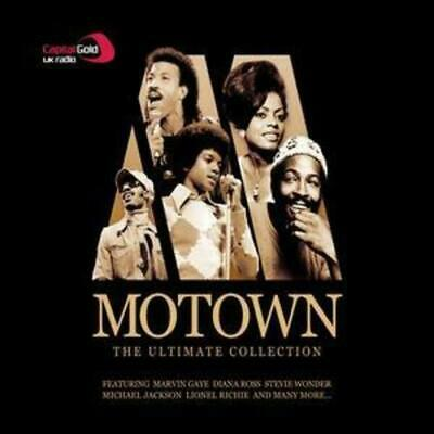 Various Artists : Motown: The Ultimate Collection CD (2006)
