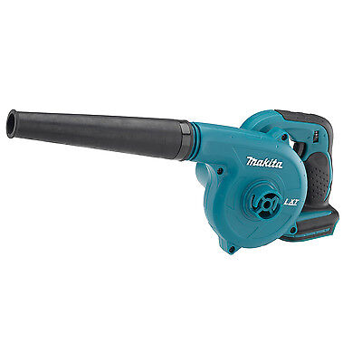 Makita DUB182Z 18-Volt LXT Lithium-Ion Variable Speed Cordless Blower, Bare Tool