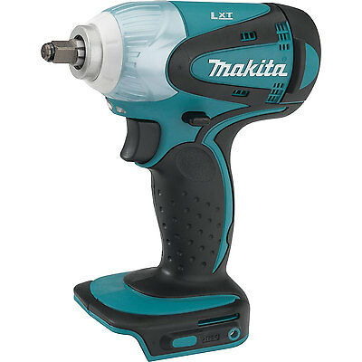 Makita XWT06Z 18V LXTCordless 3/8-Inch Square Drive Impact Wrench, Bare-Tool