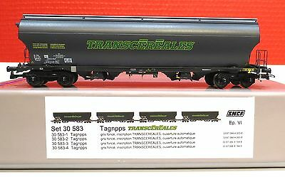 30 580/582/583 Ls Models Tremies Cereales Attention Un Seul Wagon Neuf