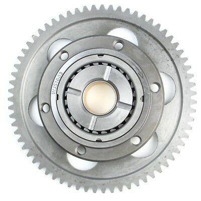 Starter Clutch With Idler Gear for Yamaha Kodiak 400 2002-2006