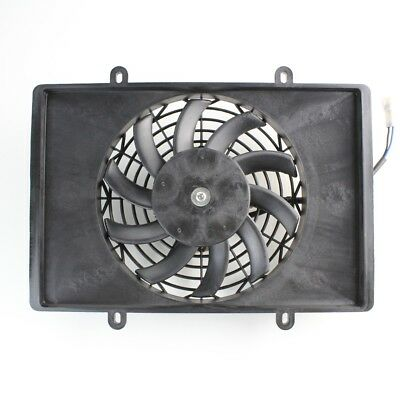 Yamaha Grizzly 660 Radiator Cooling Fan Shroud Assembly 2002-2008