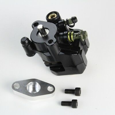 Rear Brake Caliper Assembly With Pads for Yamaha Raptor 350 2004-2013