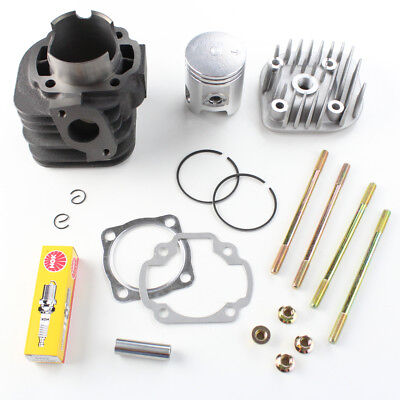 Bombardier BRP Can-Am DS90 Mini Cylinder Head Piston Gasket Kit 2002-2006