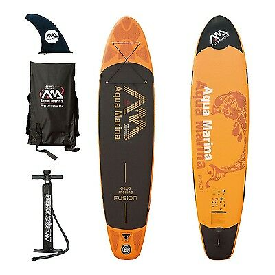 "Aqua Marina Fusion BT-88883 10'10"" Inflatable Stand-up Paddle Board"