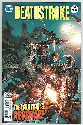 Deathstroke # 19 * Near Mint