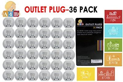 PLUG PROTECTORS-Outlet covers plug for electrical socket covers from All4baby