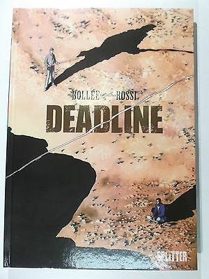DEADLINE  ( Splitter Hardcover )