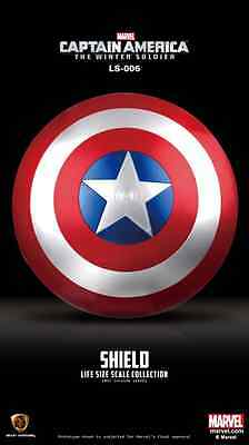 High-End Replicas--Captain America 2: The Winter Soldier - Life Size Shield Repl