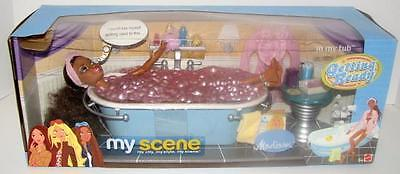 My Scene: In the Tub Madison/2003/NRFB/Rare Hard To Find/Mattel C7302