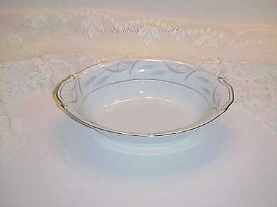 Valmont Fine China of Japan Royal Wheat Pattern  Oval Vegetable Bowl