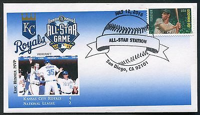 Kc Royals Rule In 2016 Mlb All-Star Game *