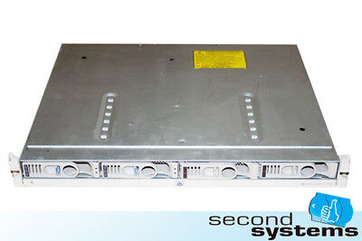 "HP Disk System 2100 SCSI A5675AZ / A5675-62001 1HE 19"" Rack inkl. 2x 73GB HDD"