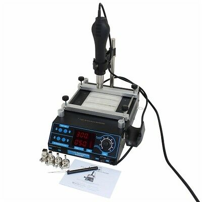 Preheater & Desoldering System with Hot-Air Gun | Circuit Specialists