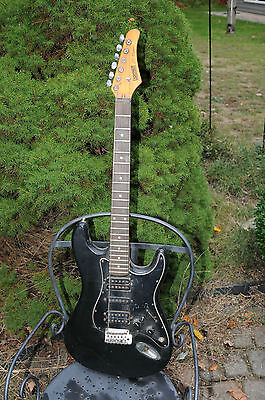 Vintage Hohner ST Olympic Electric Guitar Professional 881711 Musical Instrument