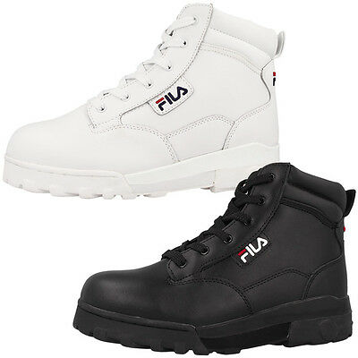 Fila Grunge L Mid Women Leather Outdoor Schuhe Boots Stiefel 4010282 Maverick