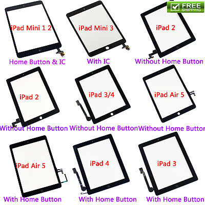 41-02-0284 New Replacement Home Button White for Apple iPad Air 2