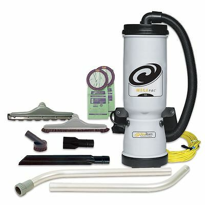 Industrial/Commercial 10qt ProTeam Backpack Vacuum