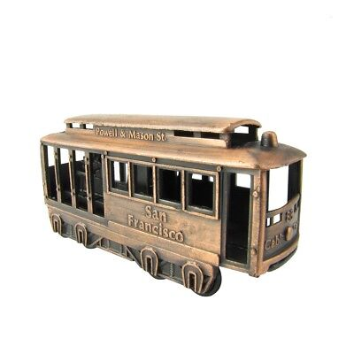 1:48 Scale O Gauge Model Train Accessory Mini Trolley/Cable Car Pencil Sharpener