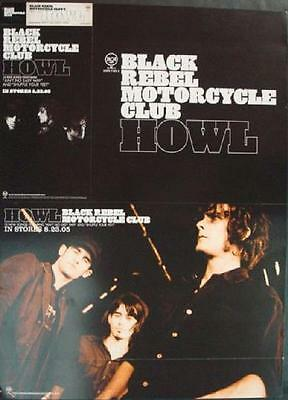 Black Rebel Motorcycle Club Original Promo Poster