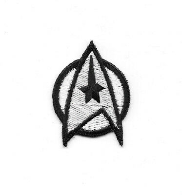 Star Trek: The Motion Picture Movie Command Logo Embroidered Patch UNUSED