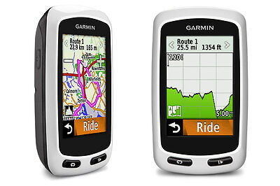 Garmin GPS Mod. Rand TOURING PLUS weiß/GPS Garmin EDGE Touring plus weiß