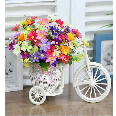 Artificial Fake Silk Daisy Flower Bouquet Home Wedding Party Decorate 1 Bunch