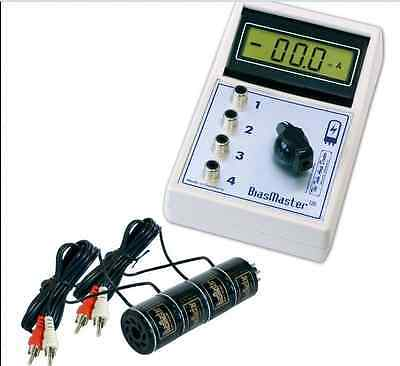 Bias Master System BM4 - TAD, with 4 Octal Sockets - Bias Measuring Meter