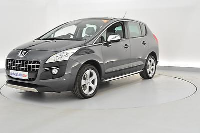 2011 PEUGEOT 3008 2.0 HDi 150 Exclusive 5dr