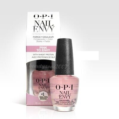 OPI Nail Polish Nail Envy Treatment + Color NT223 Pink To Envy 0.46floz