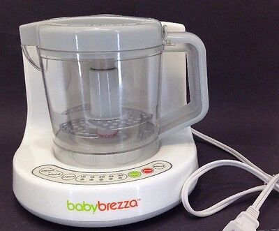 Baby Brezza One Step Baby Food Maker Processor Blender Steamer 160 ML Electric