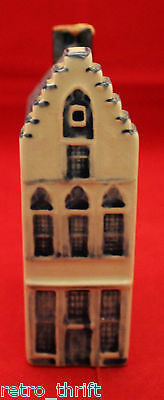 Delft Holland Hand Painted Ceramic House Vertech System Corporation Blue White