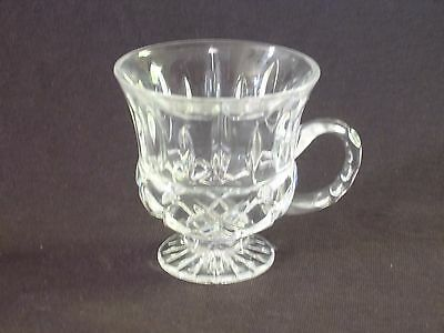 Gorham Crystal KING EDWARD Punch Cup(s)