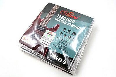 10 Pack A503L/036 Electric Guitar Single Strings 5th A-5 Nickel Alloy Wound