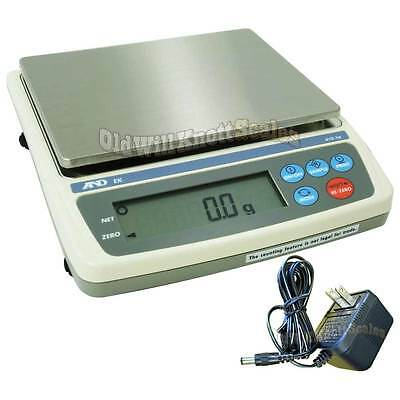 A&D EK-600i 600 x 0.1g NTEP Legal For Trade Jewelry Weighing Digital Scale AND