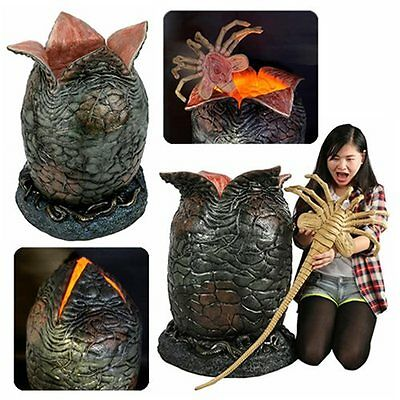Life size Alien Egg and Facehugger Foam and Latex Prop Replica - NECA brand new
