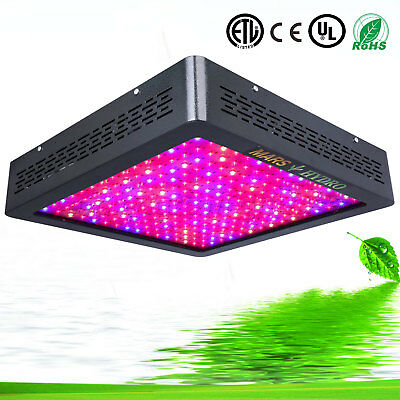 Mars II 1200W Led Grow Light Panel Lamp Full Spectrum Indoor Plant Veg Flower