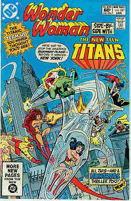 Wonder Woman # 287 (Guests: New Teen Titans) (USA, 1982)