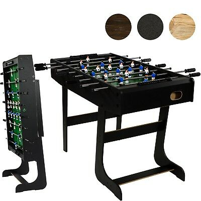 Kicker Foosball table fussball football folding